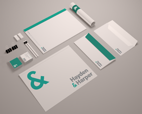 hayden-and-harper-estate-agents-stationary-moo-square-lux-business-cards-letterhead-envelope-mini-folio