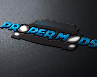 Proper Mods - Responsive Website - Stationary - Business Cards - for car wrapping & window tinting firm